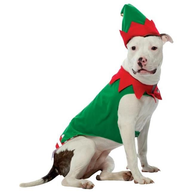 Costumes For All Occasions Gc5028md Pet Costume Elf Md In 2019