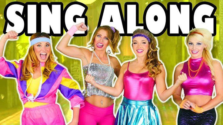 Sing Along Music Video Rapunzel vs Mother Gothel for Kids. Totally TV