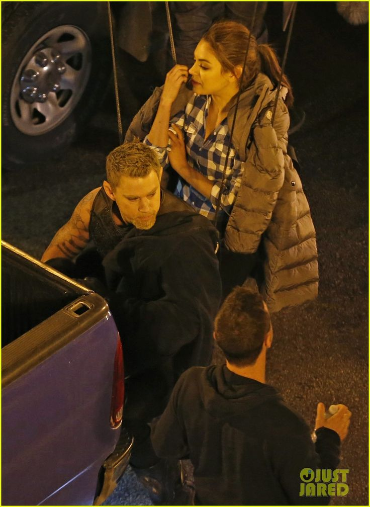 Channing Tatum & Mila Kunis: 'Jupiter Ascending'