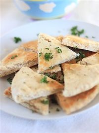 Weigh-Less Online - Toasted Pita Breads