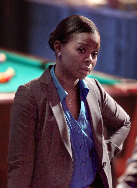 JUSTIFIED Erica Tazel - See photos of the FX Western/Crime TV series