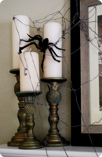 cute halloween candles halloween decorations insidehalloween