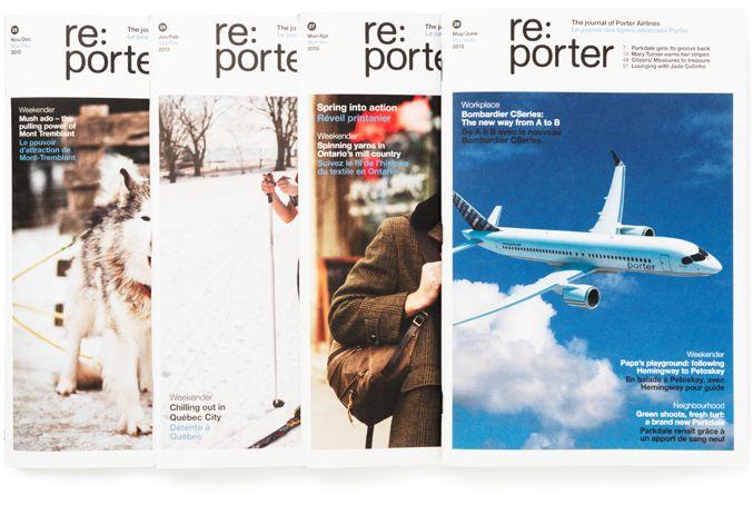 Porter Airlines | Winkreative
