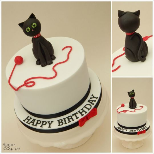 363 best Cat Cupcakes and Cakes images on Pinterest Cakes