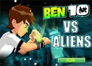 Ben 10 vs Aliens