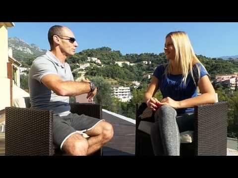 Témoignage extra -- David 50 ans, sportif de haut niveau,Végétarien depuis 16 ans - YouTube