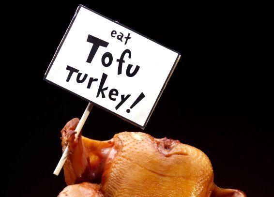 Recipe of the Day ~ Lemon Herb Tofu Turkey & Stuffing  #veganThanksgiving #TofuTurkey #guiltfreethanksgiving #recipeoftheday #goodnessg