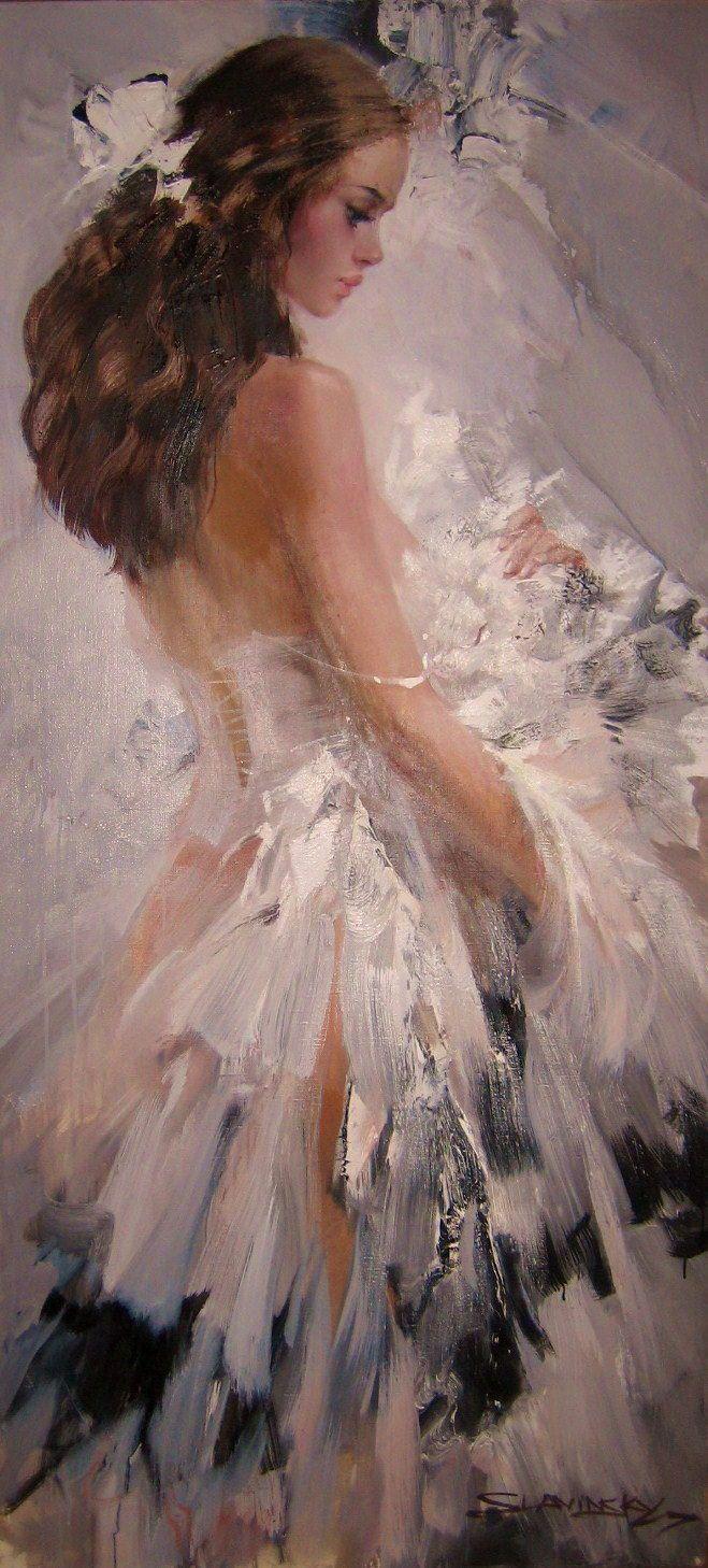 (••) ♡Ivan Slavinsky ^ #ArtSerendipity #art #sculpture #glass #paintings