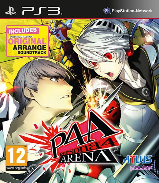 Persona 4 Arena Seamlessly Integrates The Elaborate Characters And Worlds Of A JRPG With Exciting Head To Combat Fighting Game