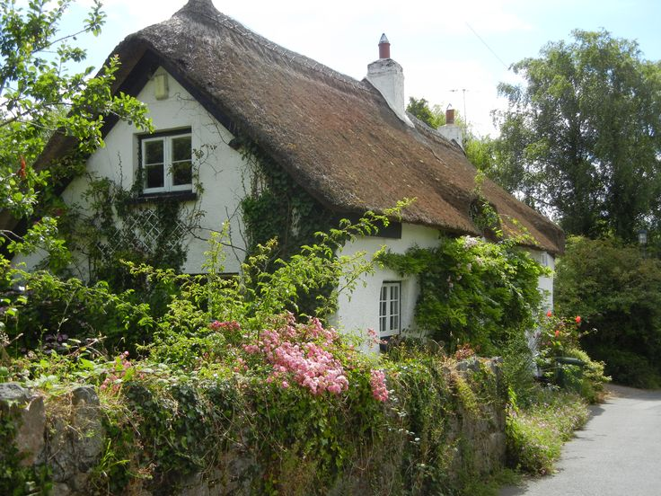 Les 2266 meilleures images du tableau i know a little for Jardin style cottage anglais