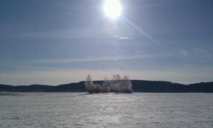 Fantasy island on Lake Päijänne