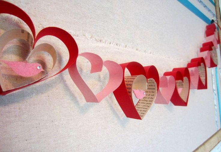 Basteln Valentinstag