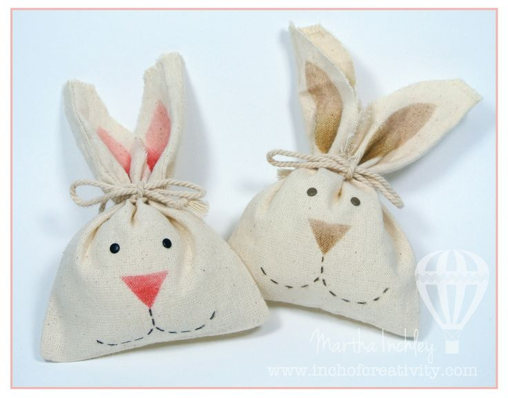 Inch of Creativity: Bunny Bag!