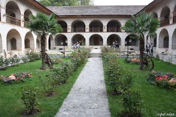 A Caravanserai In Sheki In 2020 Azerbaijan Four Seasons Hotel Rooftop Restaurant