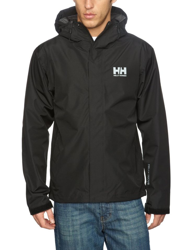 <p>Like most Hellyproducts, the quality and styling of the Helly Hansen Seven J Rain Jacket is superb. Thissimple, light-weight, well-tailored jacketkeeps you dry (and with layeringwarm too). Breathable and waterproof with TechPROTECTION 2ply construction featuring quick-dry mesh liner and storm…</p>