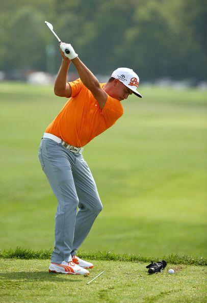 Rickie Fowler practice | golf pro | PGA | sport | golf