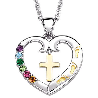 Mother S Necklace Love This One Can Fit All The Kids