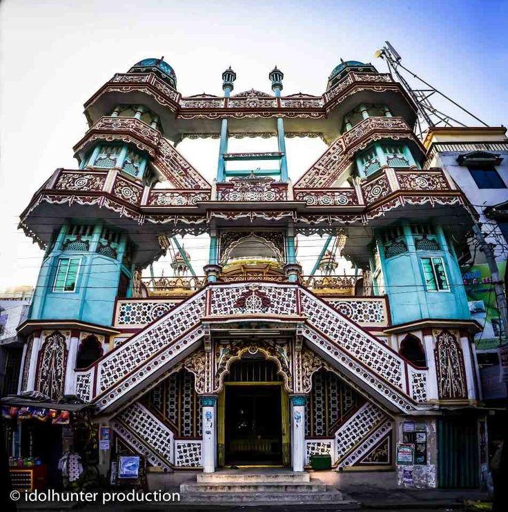আন্দরকিল্লা শাহী জামে মসজিদ, চট্টগ্রাম