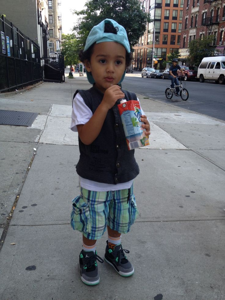 Baby boy Jordan's!