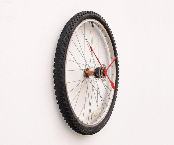 Como reciclar pneu - Reciclagem de pneu - Relógio