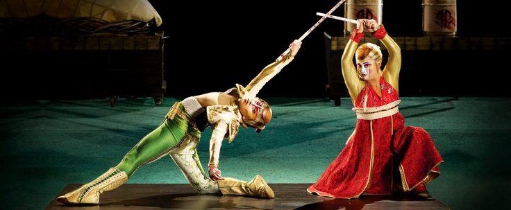 KÀ™ by Cirque du Soleil® Las Vegas - Show Tickets - 2