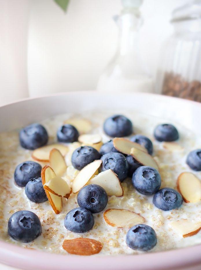 Quinoa & Chia Müsli ❤ Mein Getreide-Frühstück-Ersatz!