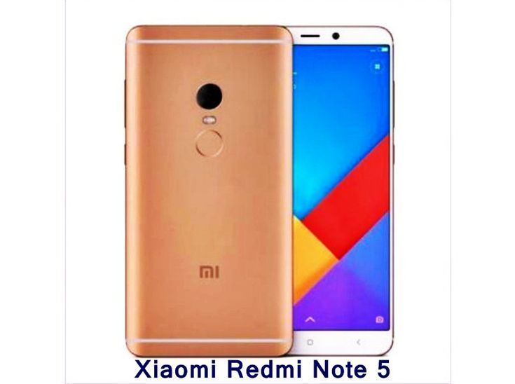 Xiaomi Redmi Note 5 Price in India, Release date, Full Specification, Features