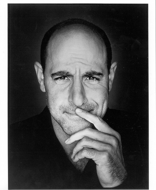 Stanley Tucci....he is an AMAZING actor