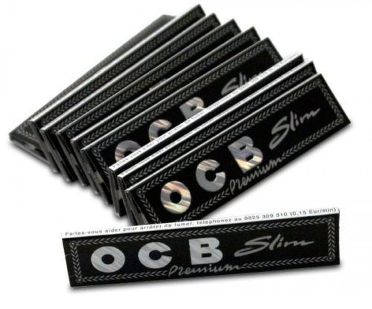 Rolling papers are small sheets, rolls, or leaves of paper which are sold for rolling cigarettes either by hand or with a rolling machine. When rolling a cigarette, one fills the rolling paper with tobacco, cannabis, or other commonly smoked herbs.  1 ocb premium contains 32 sheets  10 ocb * 32 =  320 sheets  #hotshopworld #ocb #roll #joint #weed #tobacco #smoke #smoking #high #rollajoint #joiint #joints #wizkhalifa #thatshowweroll #pckof10 #cheap  #freedelivery