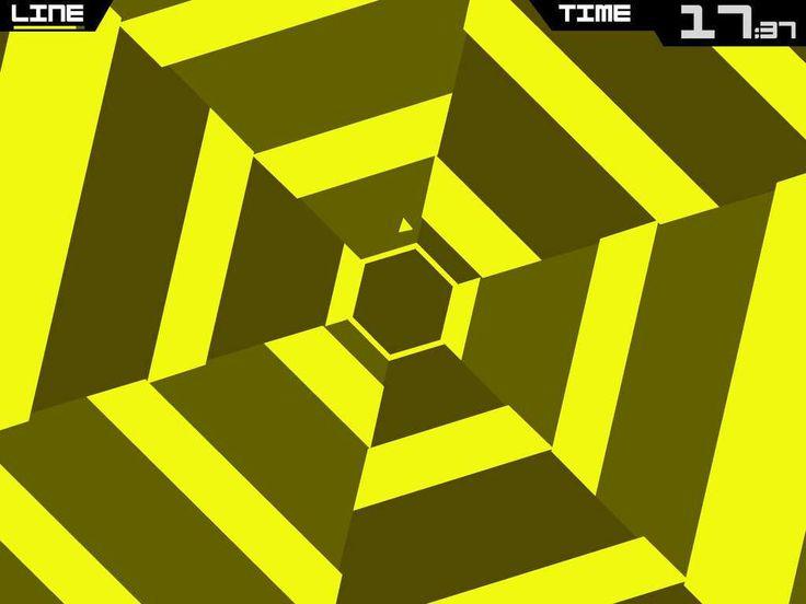 """Jogo Super Hexagon é o mais novo """"App grátis da semana"""" aproveite!"""