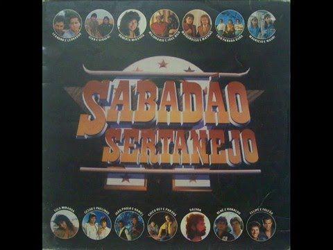 Coletanea Sabadao Sertanejo Volume 1 1991 Album Completo