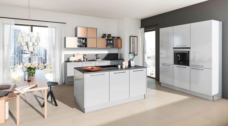 Einbauküche von DIETER KNOLL Einbauküchen Pinterest 30th - küchenmöbel aus holz