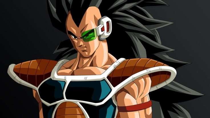 10 Grandes Curiosidades de RADITZ  - Hermano de Goku/Dragon Ball