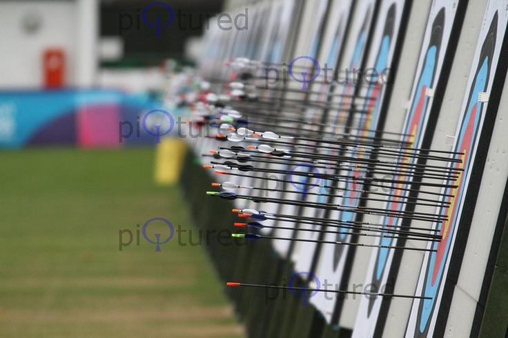 London Archery Classic 2011 - London 2012 Olympics Sports Testing Programme, Lord's Cricket Ground, London, UK