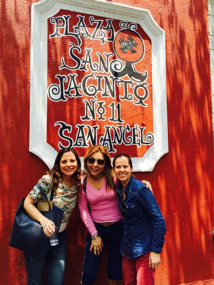 Bazar de san Ángel.