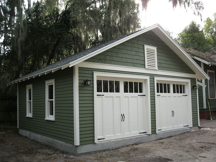 25 best ideas about two car garage on pinterest above for Custom garage workshop