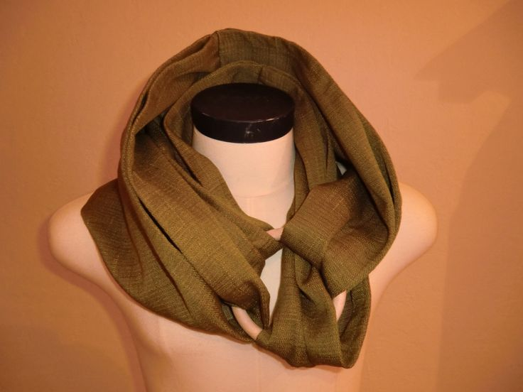 New type of men's scarf designed to enhance simplicity, stay functional and still have a very stylish design. Style name: Inifinity  (3rd way of wearing)