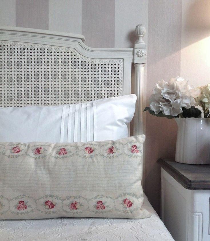 M s de 25 ideas incre bles sobre cama francesa en - Cabeceros de rejilla ...