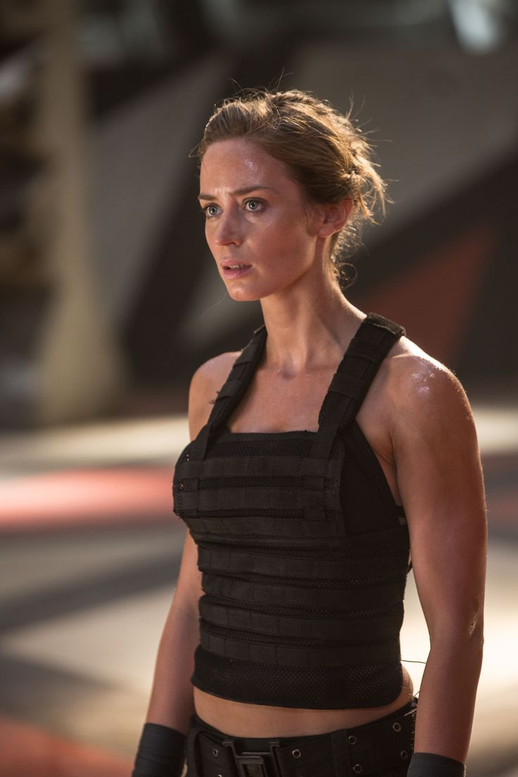 Emily Blunt Edge Of Tomorrow Poster 12 best images about f...