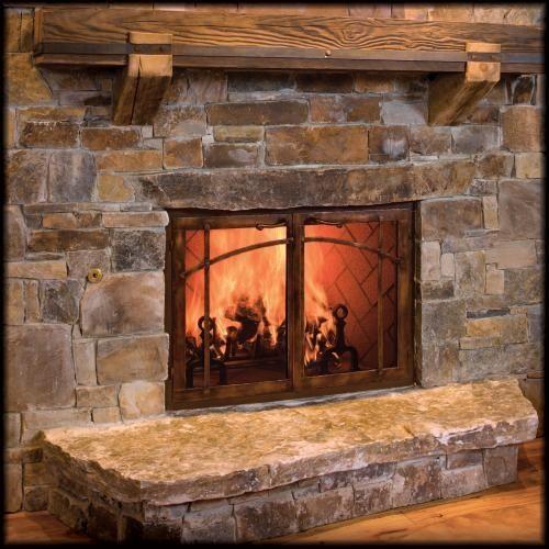 fireplace..nice