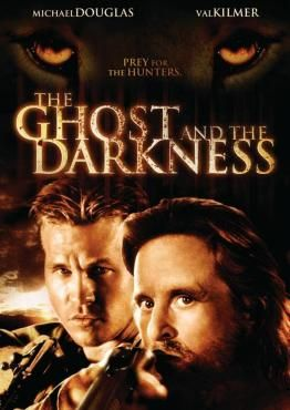 The Ghost and the Darkness Val Kilmer and Michael Douglas