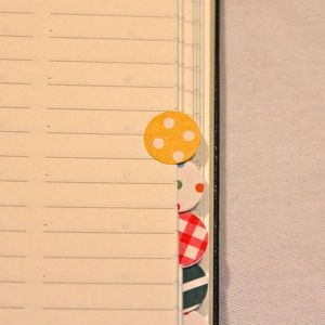 Wishy Washi: Crafty organization: Cute washi tape ideas | The Craft Blog.  The image shown is an adorable idea.