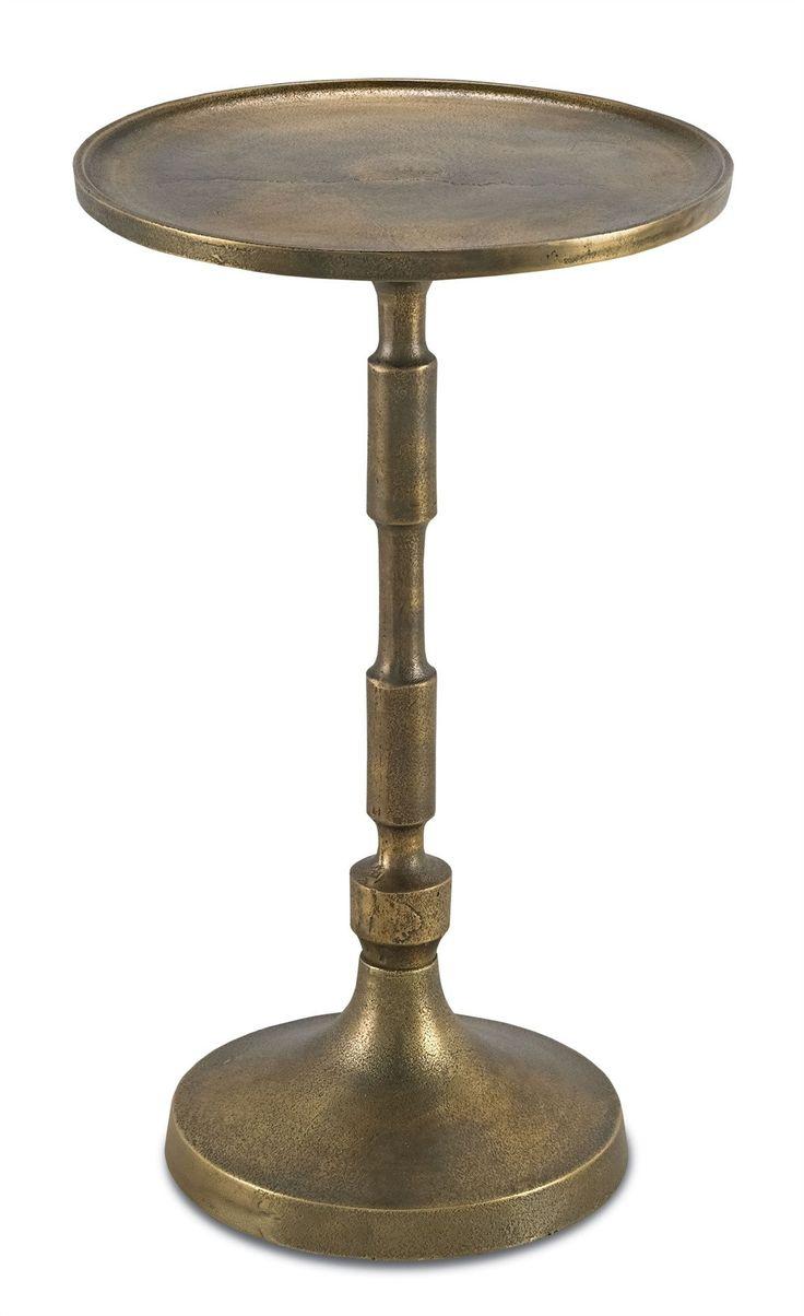 Pascal Accent Table Design By Currey U0026 Company. EsstischeBeistelltische MetalltischeAkzent ...