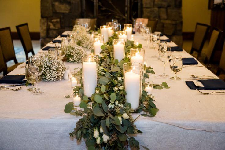 Silvertip Resort, Canmore, Rustic Mountain Wedding Reception