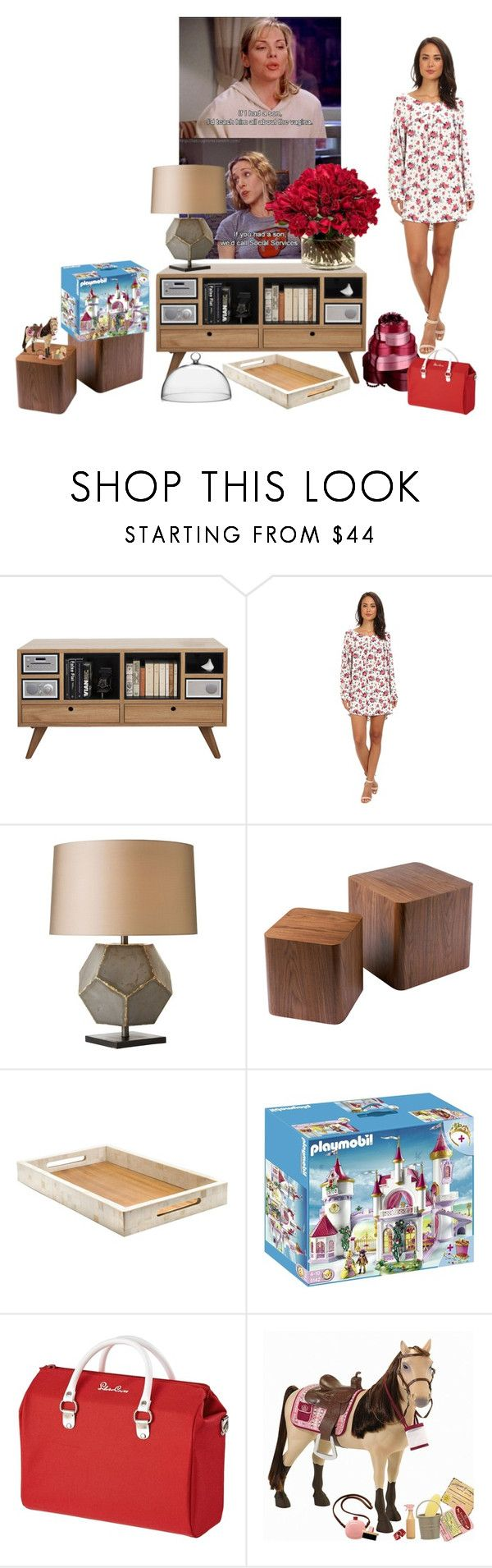 """""""Join & Enjoy My Group Contests"""" by didesi ❤ liked on Polyvore featuring interior, interiors, interior design, home, home decor, interior decorating, The Hansen Family, T-Bags Los Angeles, Arteriors and PLAYMOBIL"""