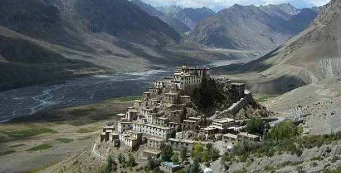 Magical Places In India That Are Peacefully Hidden From The Outside World.