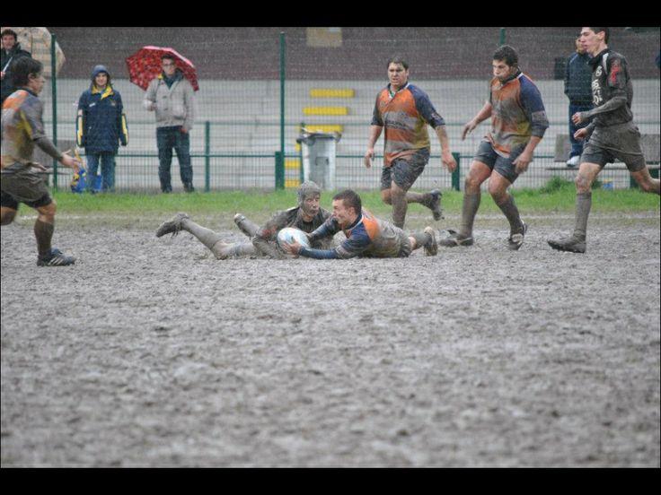 Il rugby.....uno sport pulito