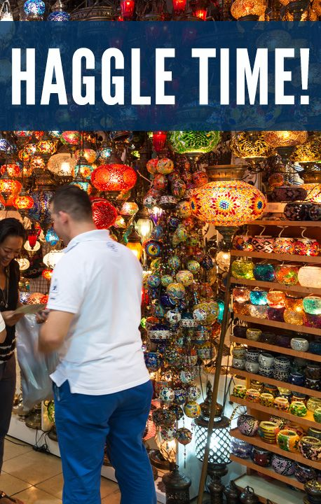 7 Tips on Haggling in the Arabic World | TravelGeekery