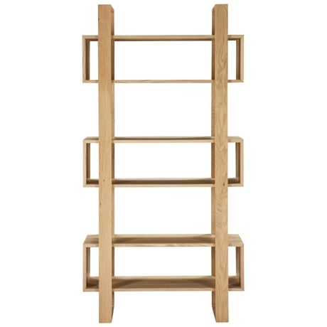 Keats Bookcase | Freedom Furniture and Homewares