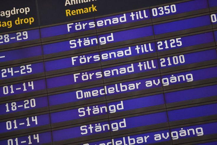 Nya regler för reklamation av försenade flyg kan drabba så många som 100000 svenska resenärer. Numera måste ersättning begäras inom två månader. Annars blir det inga pengar.
